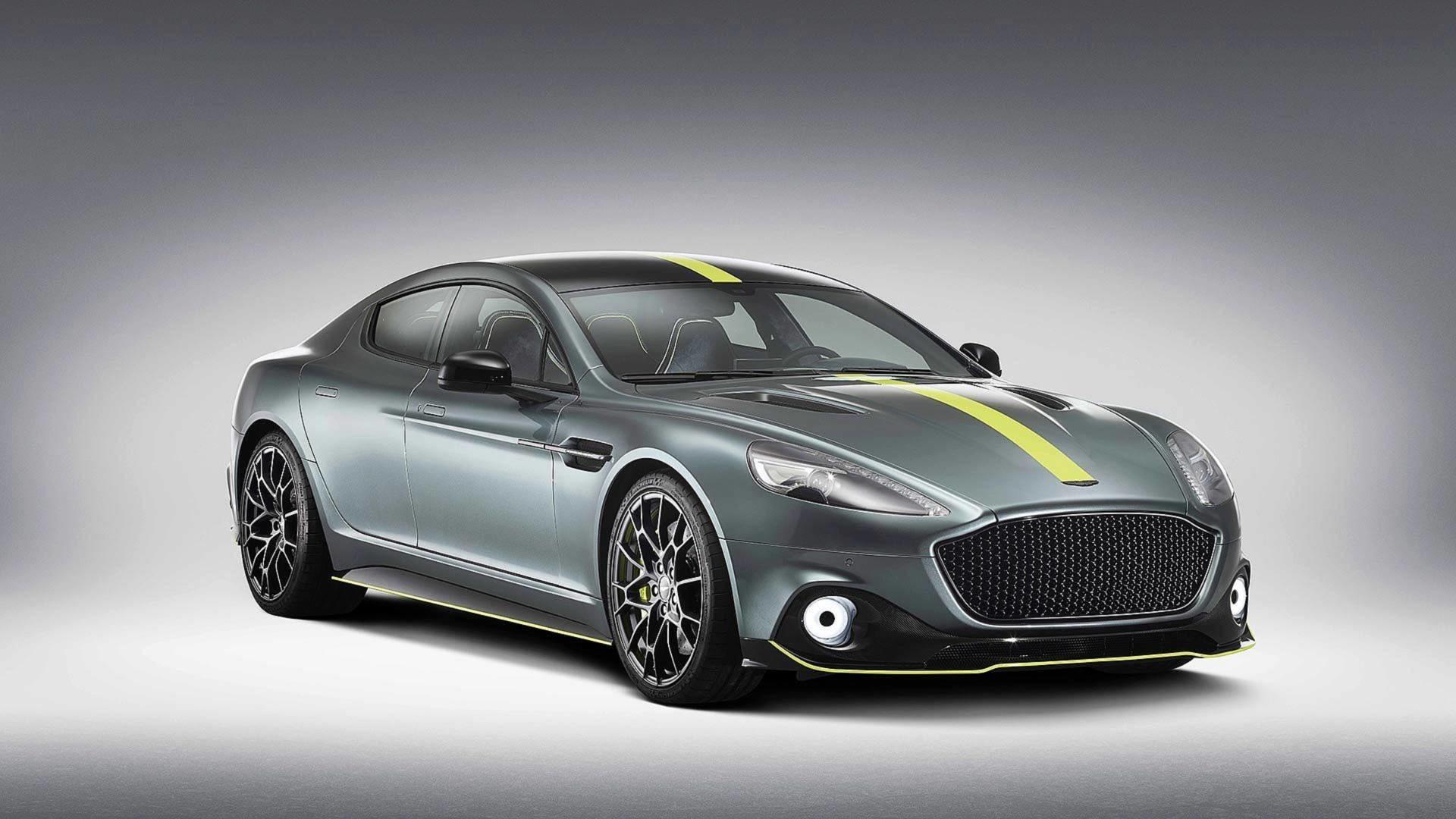 Foto de Aston Martin Rapide AMR (1/10)