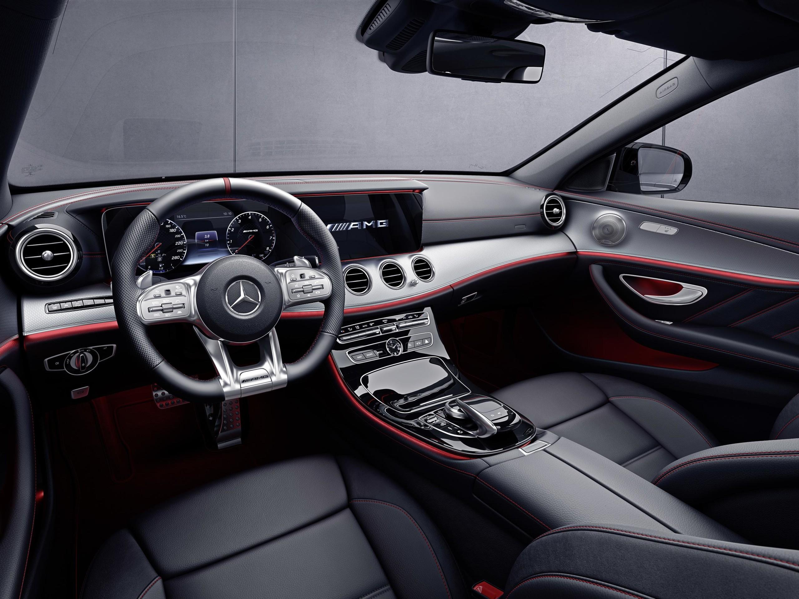 Mercedes-Benz E 53 AMG sedán