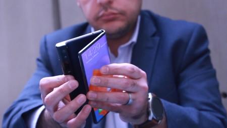 Huawei Mate X Smartphone Plegable Mexico