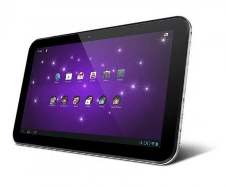 Toshiba Excite, tablets de 7.7, 10 y 13 pulgadas
