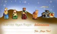 Queridos Reyes Magos... televisivos