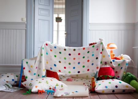 Textiles de Ikea a todo color