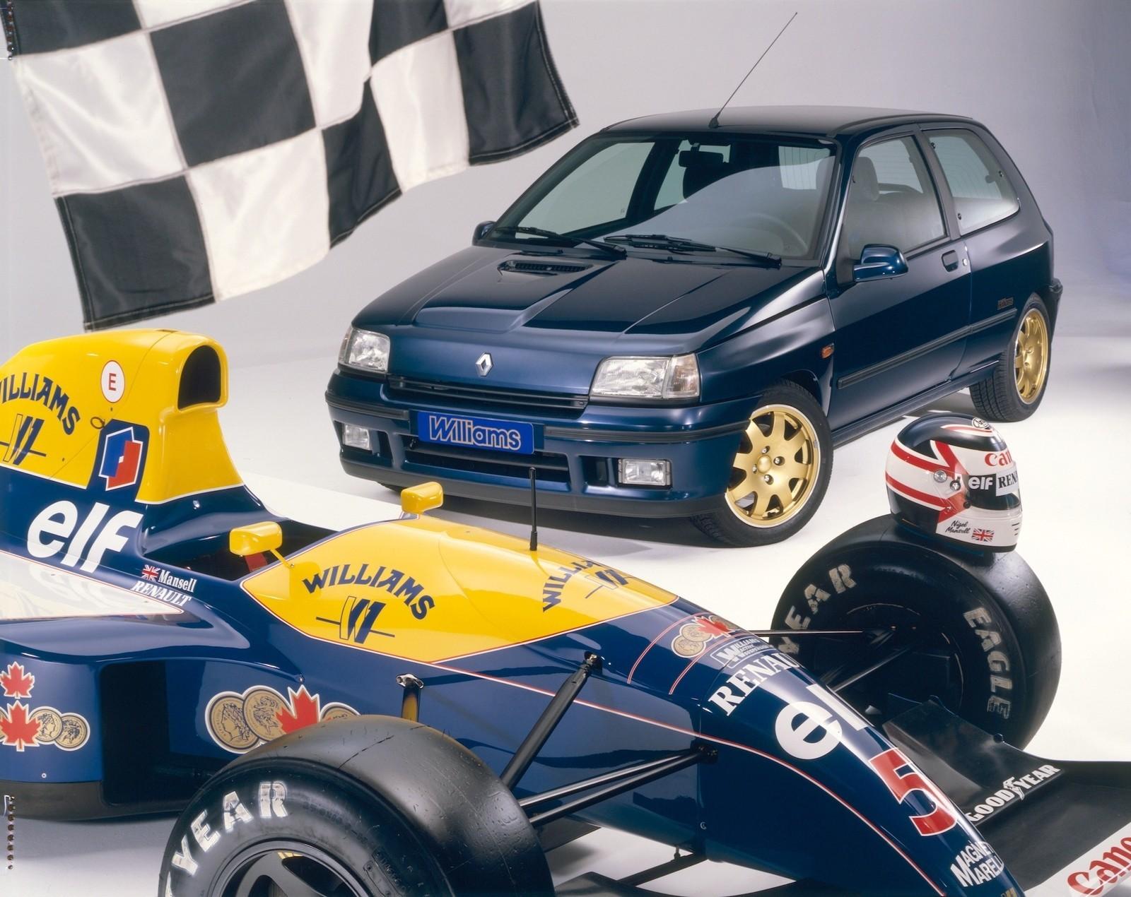 Foto de Renault Clio (1990-2016) (31/31)