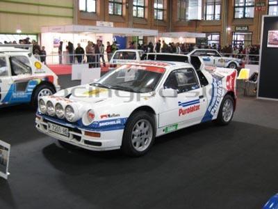 Motor Show Festival Zaragoza. Galería de rallyes