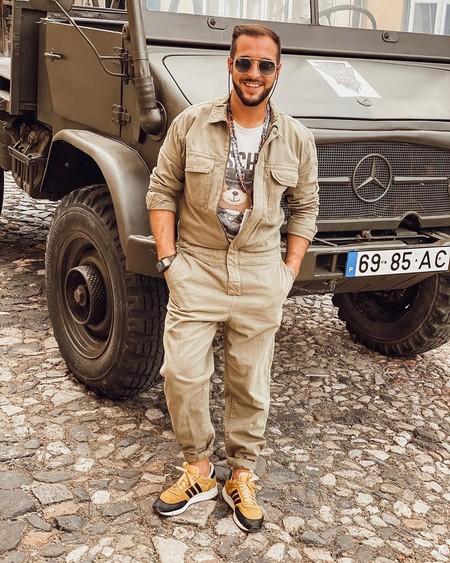 El Mejor Street Style De La Semana Moda Lisboa Trendencias Hombre 2019 10