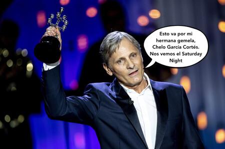 Captain Euskadi: Viggo Mortensen nos da una impresionante lección de vida al recoger el Premio Donostia y le endiña una Doña Ostia al covid-19 con este alegato