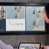 Microsoft retrasa la distribución de la Surface Hub debido a la demanda que tiene