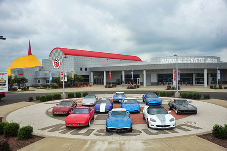 El Museo Corvette recibe 10 ejemplares de un entusiasta fallecido