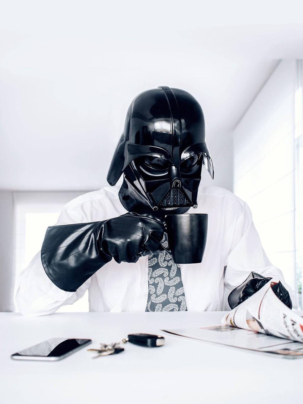 Daily Life Of Darth Vader 8