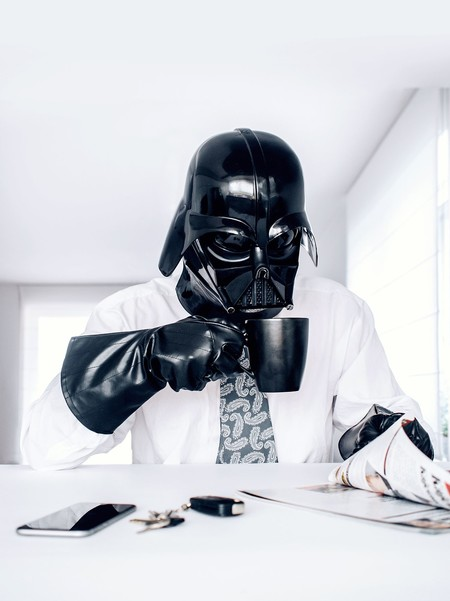 Daily Life Of Darth Vader 8