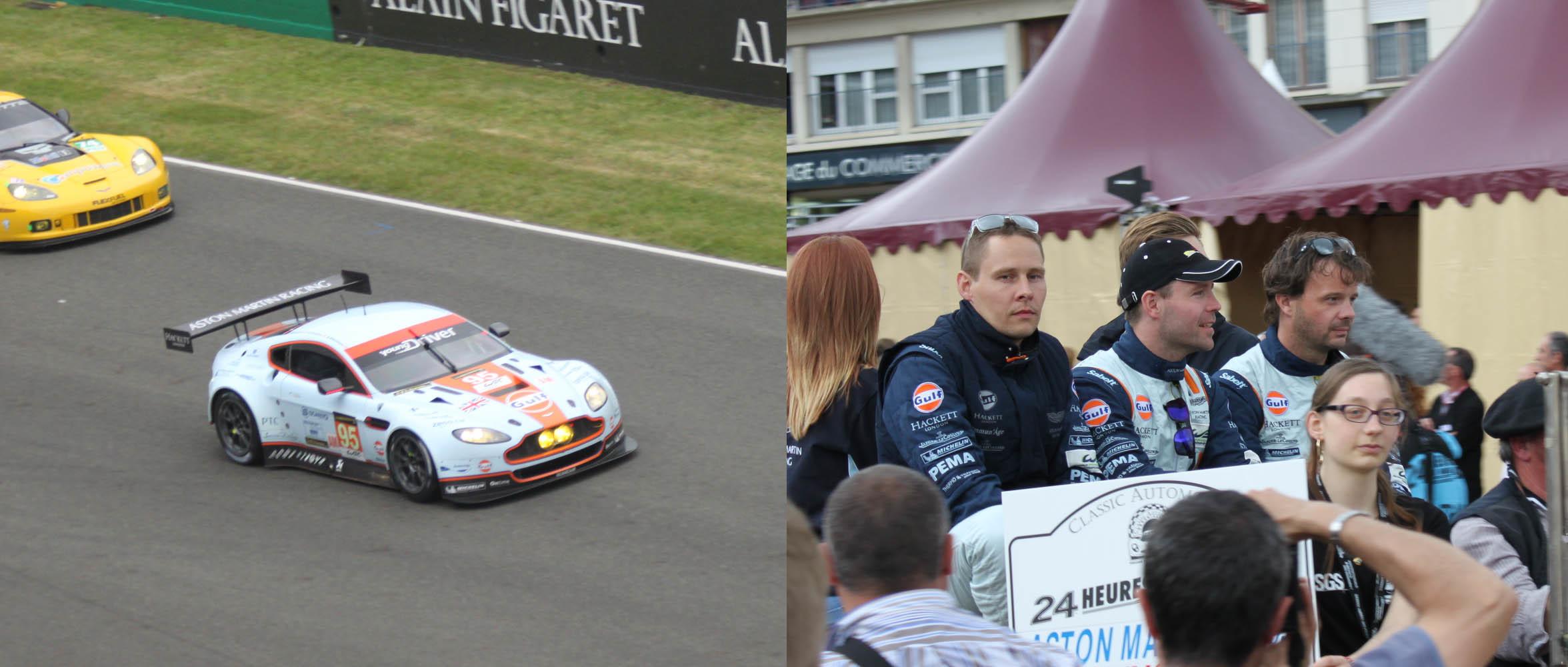 Foto de 24 horas de Le Mans 2013: 24 horas, 24 fotos (33/48)