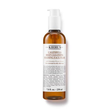 Gel limpiador facial para pieles mixtas muy efectiva que regenera y calma la piel.