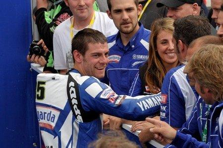 Superbikes Gran Bretaña 2010: la conexión Rossi-Crutchlow