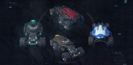 Mass Effect Andromeda Nomand