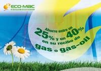 Eco-Mac Ahorro Energético, ahorra en invierno en gasoil y gas