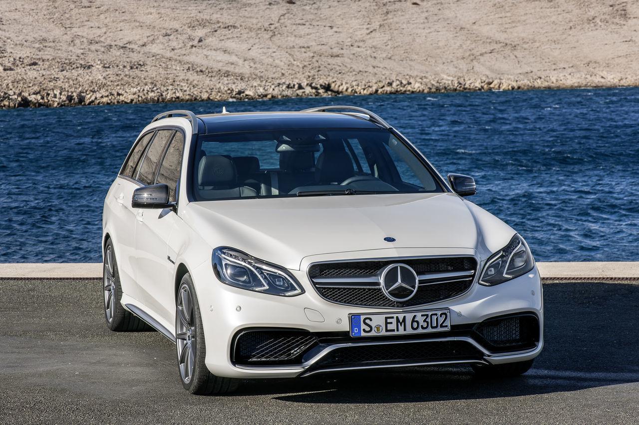 Foto de Mercedes-Benz E 63 AMG 2013 (15/31)