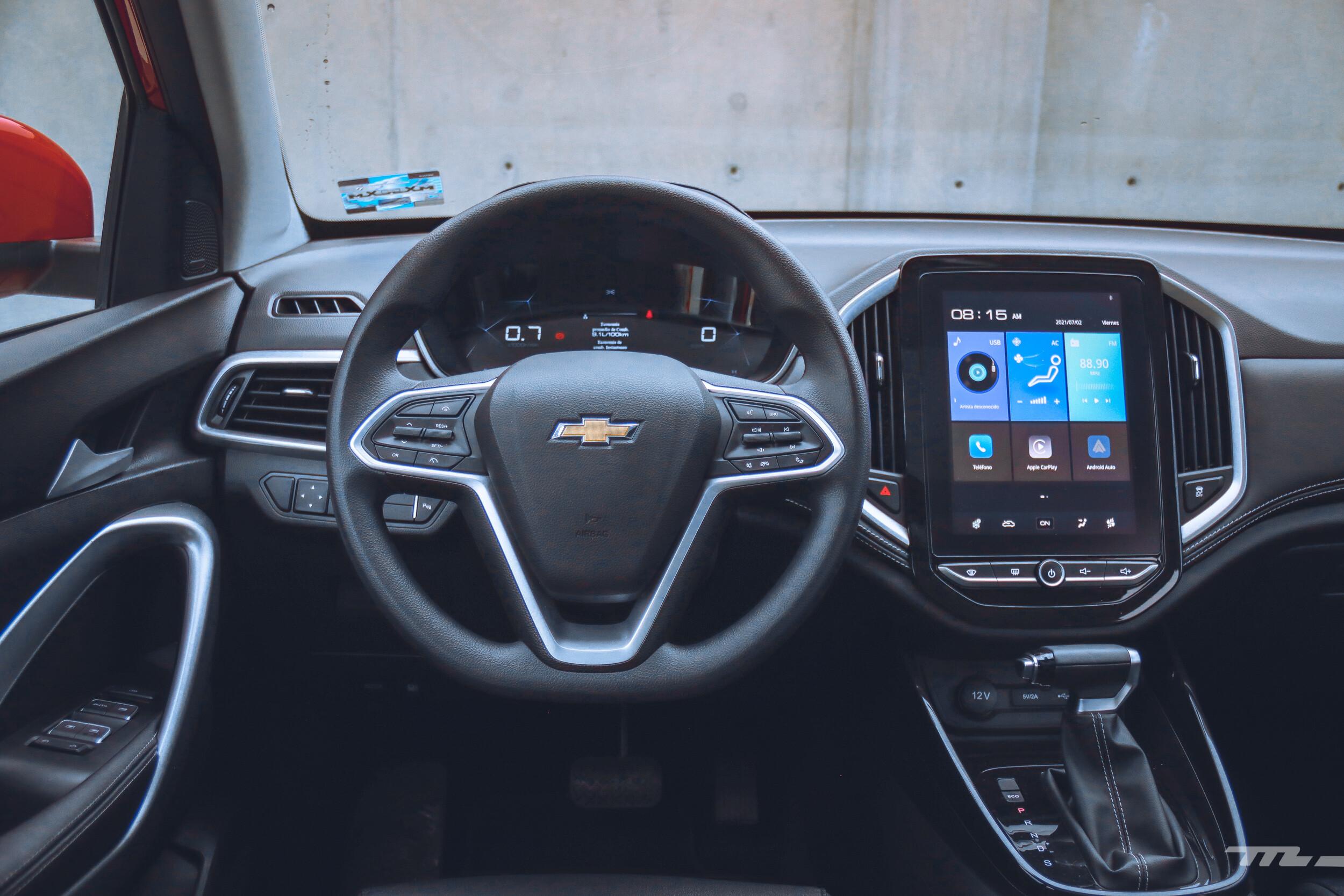 Foto de Chevrolet Captiva 2022 (47/54)