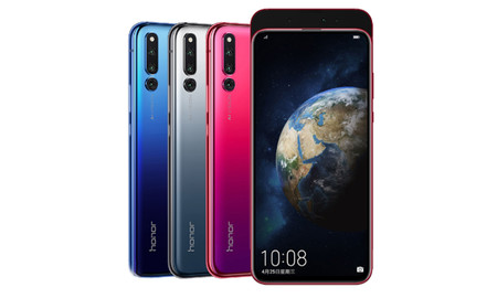 Honor Magic 2, pantalla deslizante y Kirin 980 para el nuevo gama alta chino