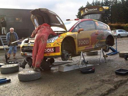 Petter Solberg consigue renovar con sus patrocinadores