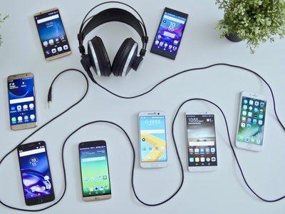 La comparativa definitiva de audio en los mejores smartphones del momento