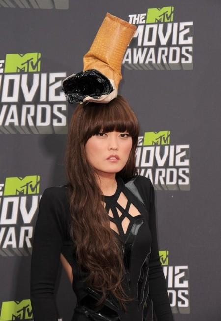 MTV Movie Awards 2013, las peor vestidas decidieron dar la nota