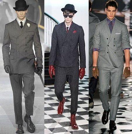 Top ten tendencias de trajes temporada Otoño-Invierno 2010/2011, parte I