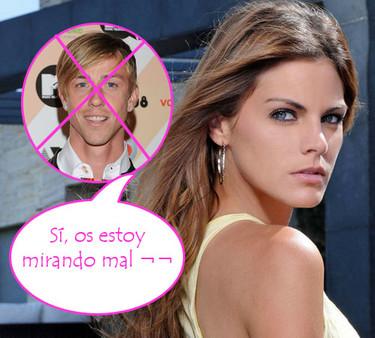 Amaia Salamanca confirma que no tiene nada con Guti