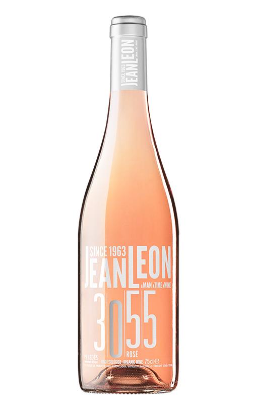 Jean Leon 3055 Rosé 2019. DO Penedès.