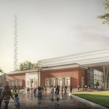 Arquitectura: El futurismo de Norman Foster transformará el Museo de Bellas Artes de Bilbao