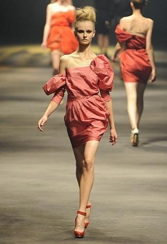 Lanvin, Primavera-Verano 2010 en la Semana de la Moda de París V