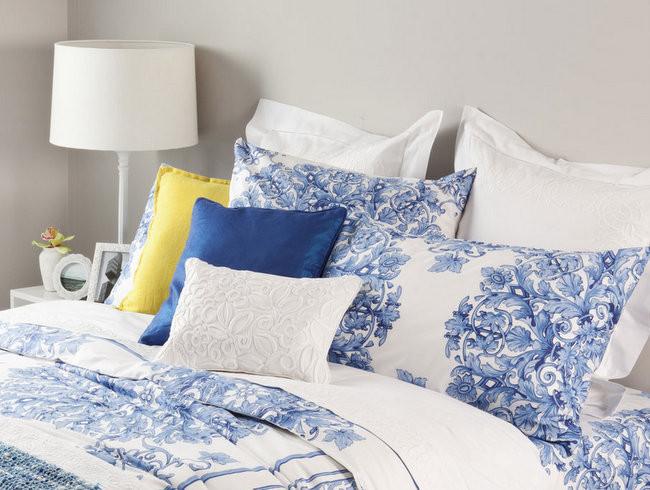 Aprovecha las rebajas de zara home para vestir la cama for Fundas cojines zara home