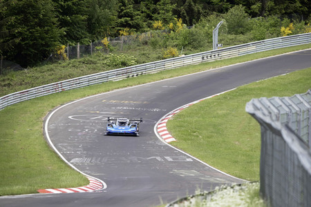 Volkswagen ID.R en Nürburgring Nordschleife
