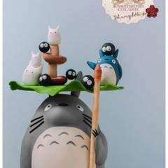 Foto 1 de 11 de la galería 11-tartas-de-totoro-tan-monas-que-no-te-las-querras-comer en Directo al Paladar