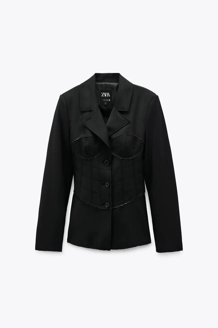 Zara Blazers Invierno 2020 01