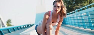 Así entrena Vanesa Romero en casa para mantenerse en forma y poder aguantar su ritmo imparable