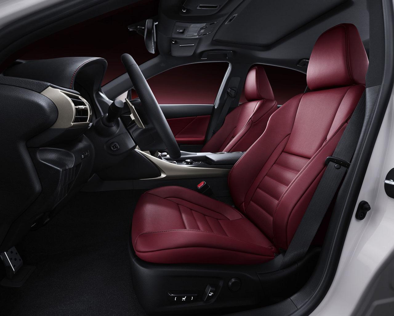 Foto de Lexus IS F Sport (2013) (11/16)