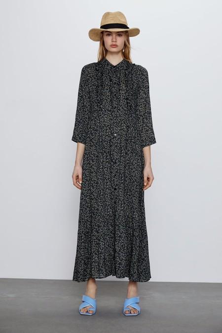 Vestido Boho De Zara 3
