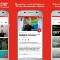 TED 3.0 para Android: ahora con interfaz Material Design y los podcasts de TED Radio Hour