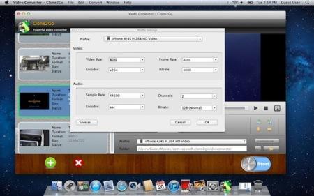 Clone2Go aplicacion gratis Mac App Store