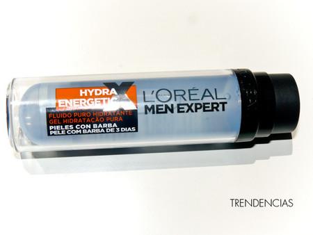 ¿Un fluído hidratante ideal para barbas? Probamos lo nuevo de L'Oréal Men Expert