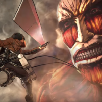 Piruetas, espadas y Titanes en PS4: así es la intro cinemática de Attack on Titan