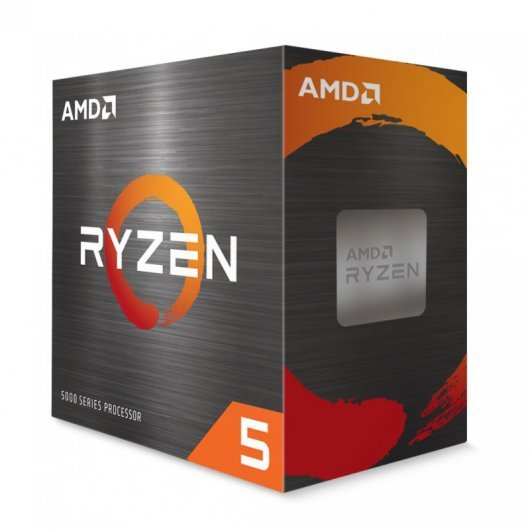 AMD Ryzen 5 5600X 3,7 GHz