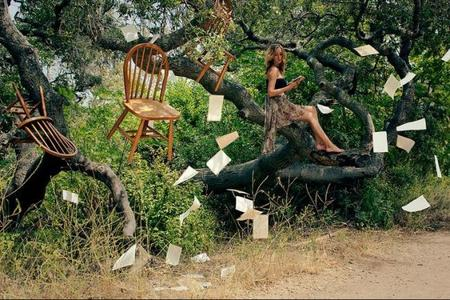 Una buena idea: un picnic de libros con los niños