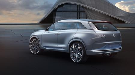 Hyundai Fe Fuel Cell Concept 2017 8