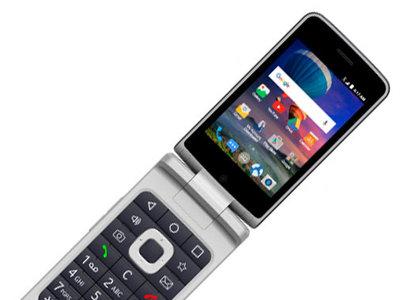 ZTE se pone nostálgica con el Cymbal-T, un móvil básico con diseño de tapa