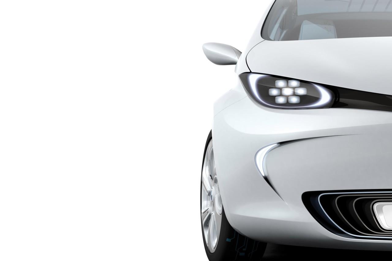 Foto de Renault ZOE Preview (9/16)