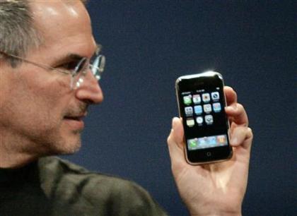 Apple desciende la producción del iPhone, modelo 3G en el horizonte