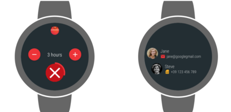 Android Wear Persona