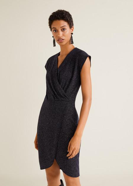 mejor mayor selección de Tienda online 15 vestidos de fiesta de Mango perfectos para que la Navidad ...