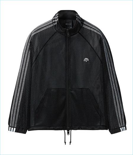 Adidas Alexander Wang Mesh Track Jacket